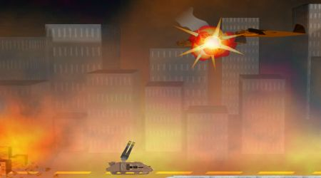 Screenshot - Aerial Siege