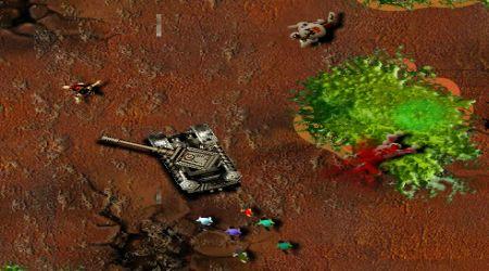 Screenshot - American Tank: Zombie Invasion
