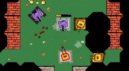 Screenshot - Awesome Tanks