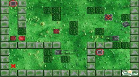 Screenshot - Mad Tanks