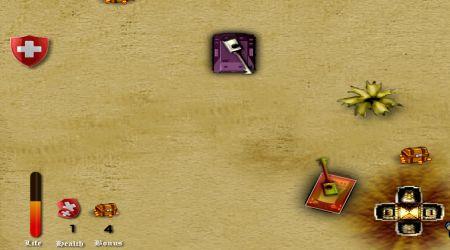 Screenshot - Operation Desert Sabre