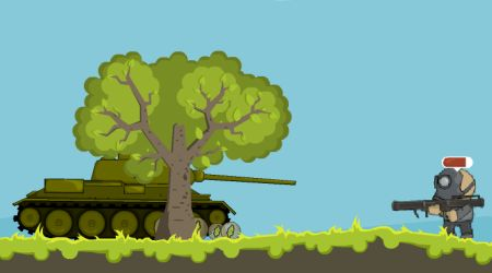 Screenshot - Russian Tank Vs Hitler Army