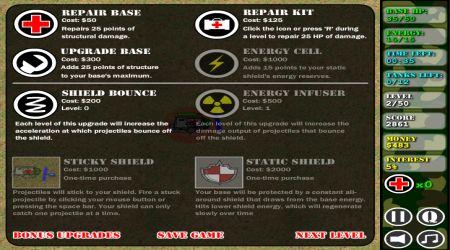 Screenshot - Shield Defense