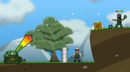 Screenshot - SWAT Tank