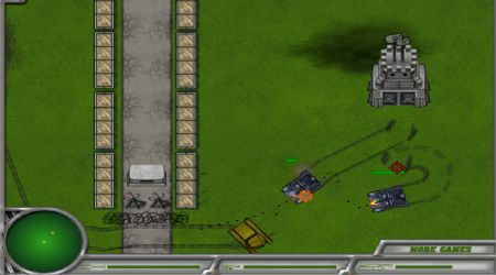 Screenshot - Tank Attack Destruction
