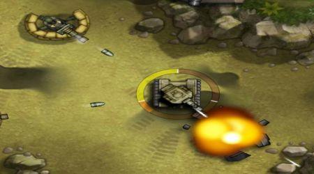 Screenshot - Tank Blitz Zero