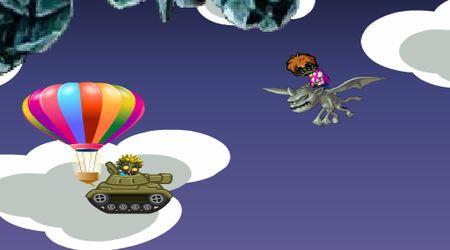 Screenshot - Tank In Air
