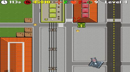 Screenshot - Tough Zone