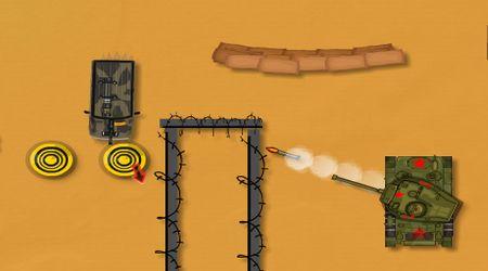 Screenshot - War Tank Destroyer